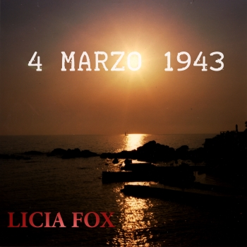 Cover of 4 MARZO 1943 by LICIA FOX
