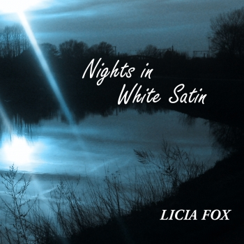 Cover of NIGHTS IN WHITE SATIN by LICIA FOX
