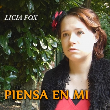 Cover of PIENSA EN MI by LICIA FOX