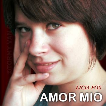 Cover of AMOR MIO by LICIA FOX