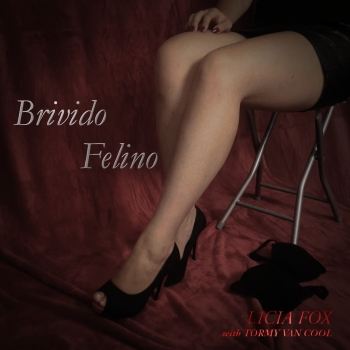 Cover of BRIVIDO FELINO by LICIA FOX