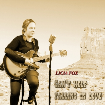 Cover of CAN'T HELP FALLING IN LOVE by LICIA FOX