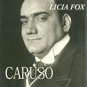 Cover of CARUSO by LICIA FOX