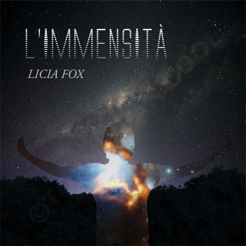 Cover of L'IMMENSITÀ by LICIA FOX