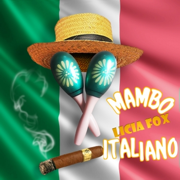 Cover of MAMBO ITALIANO by LICIA FOX