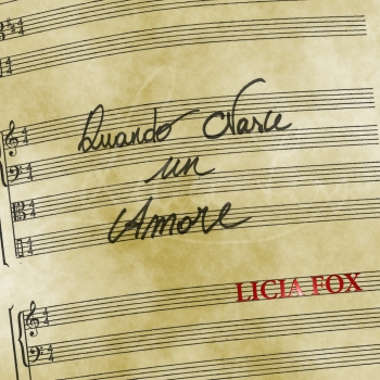 Cover of QUANDO NASCE UN AMORE by LICIA FOX