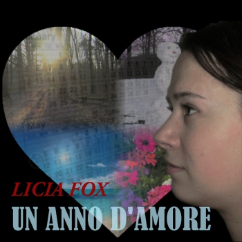 Cover of UN ANNO D'AMORE by LICIA FOX