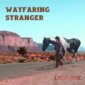 Cover of WAYFARING STRANGER by LICIA FOX