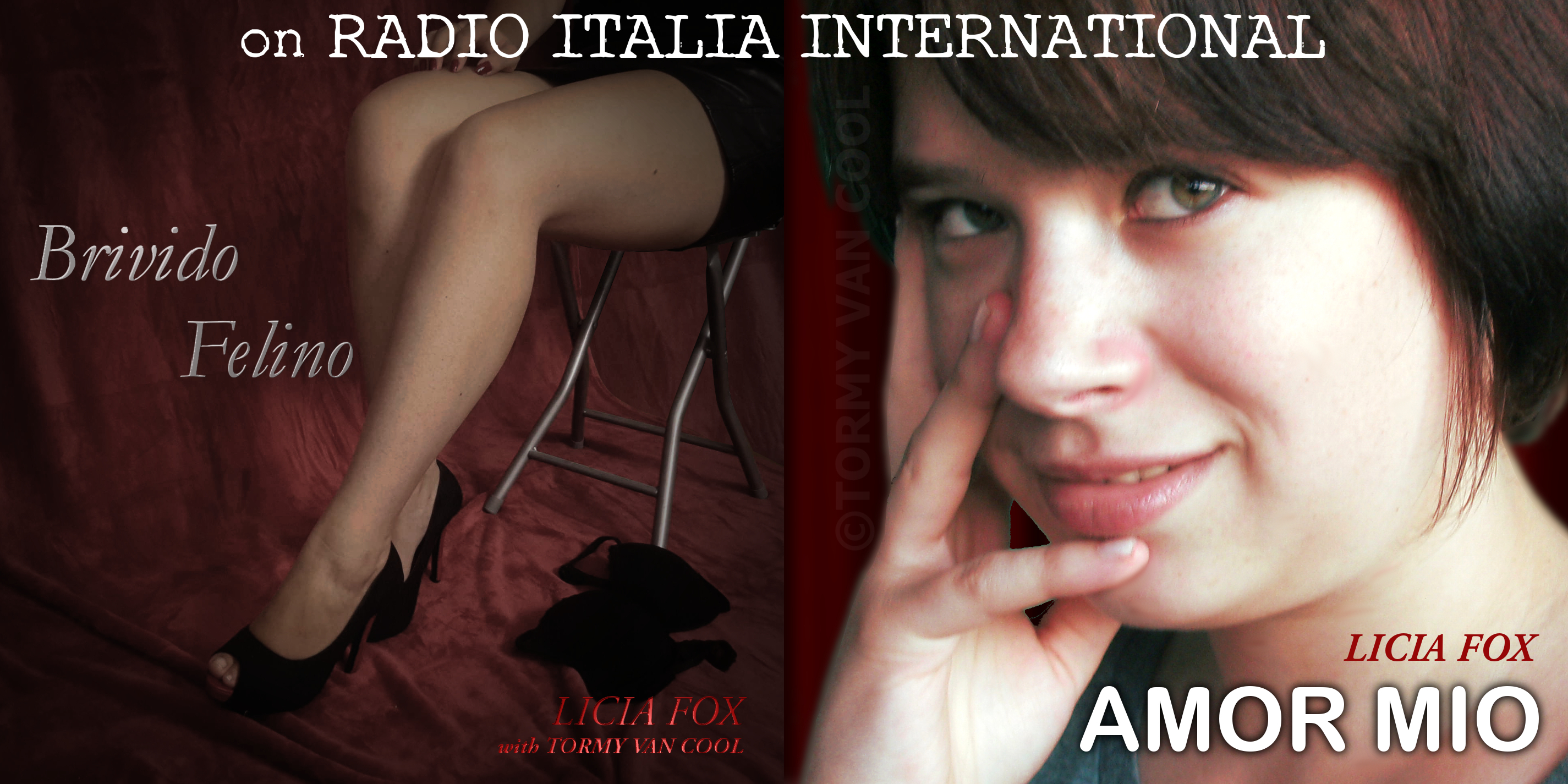 POster of Licia fox on RADIO ITALIA